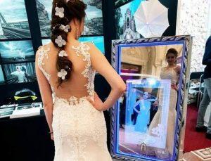 Oglindă magică